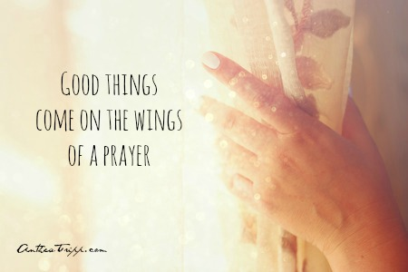 wings of a prayer